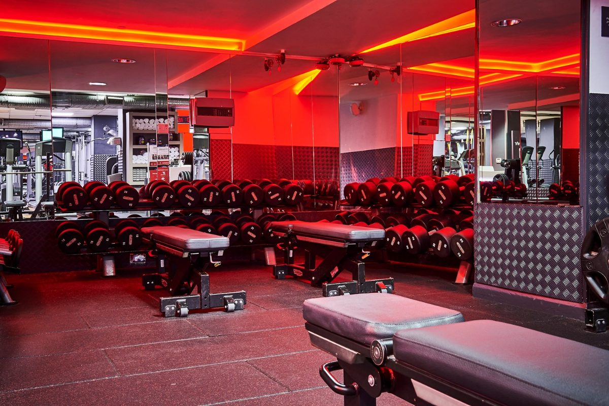 FREE 1 Day Guest Pass To DW Fitness First!