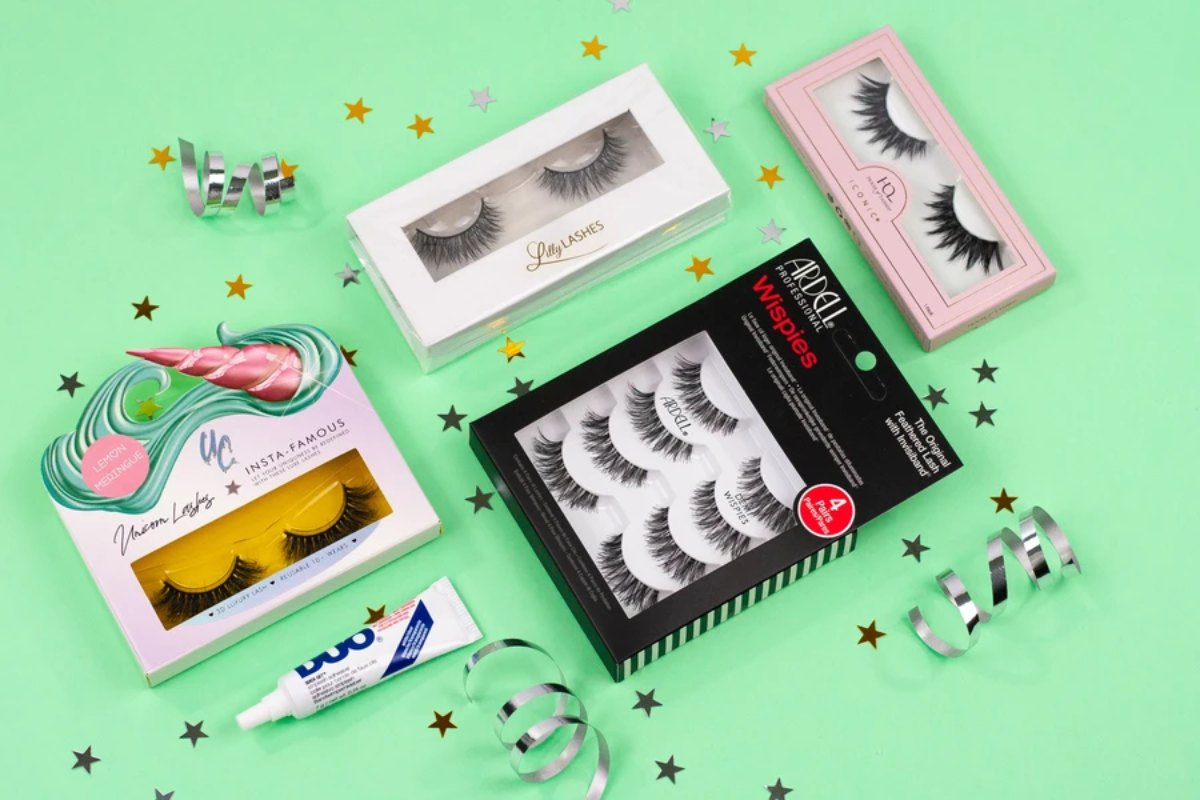 False Eyelashes From £2.99! Delivery Only 99p Or Free Over £10!