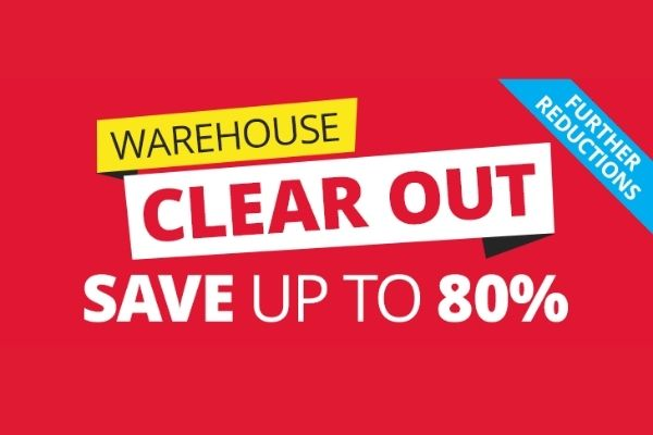 MandMDirect Warehouse Clearance Up 80% Off!